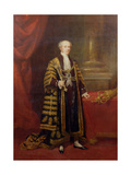 Portrait of Colonel Sir Samuel Wilson, Lord Mayor of London, 1838 Giclee Print by Charles Martin