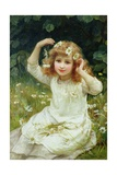 Marguerites, 1889 Giclee Print by Frederick Morgan