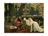A Convalescent, C.1876 Giclee Print by James Tissot