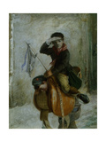 The Young Cavalryman Giclee Print by Augustus Edward Mulready
