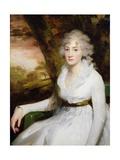 Portrait of Isabella Halkett, C.1795 Giclee Print by Sir Henry Raeburn