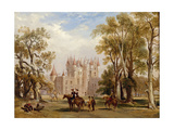 Glamis Castle, Angus Giclee Print