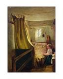 Evening Prayer Giclee Print by John-bagnold Burgess