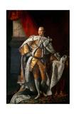 King George III (1738-1820) C.1762-64 Giclee Print by Allan Ramsay