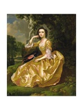 Mrs Mary Chauncey, 1748 Giclee Print by Francis Hayman
