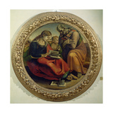 The Holy Family, C.1485 Giclee Print by Luca Signorelli