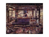 The Loom Giclee Print by John Quinton Pringle