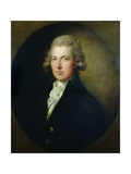 Portrait of William Pitt the Younger (1759-1806) Giclee Print by Gainsborough Dupont