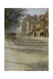 Cheyne Walk, Chelsea Giclee Print by Paul Fordyce Maitland