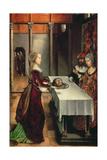 Salome Giclee Print by Juan de Flandes