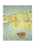 The Buoy, 1894 Giclee Print by Paul Signac
