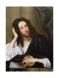John Evelyn, 1648 Giclee Print by Robert Walker