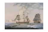 Whaling in the Arctic Giclee Print by Robert Willoughby
