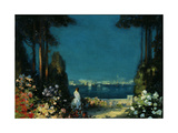 View of Venice Giclee Print by Thomas Edwin Mostyn