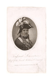 Toussaint Louverture (C.1743-1803) Chief of the French Rebels in St. Domingo, Engraved by Holl,… Giclee Print by Francois Bonneville