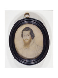 Robert Devereux, 2nd Earl of Essex, K.G. (1566-1601) Giclee Print by Isaac Oliver