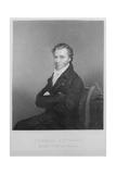 Thomas Attwood, 1832 Giclee Print by George Sharples
