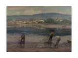 Kirkcudbright Giclee Print by William Stewart Macgeorge