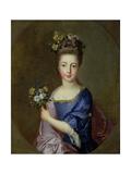 Princess Louisa Maria Stuart Giclee Print by Francois de Troy