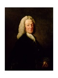 Portrait of Judge Richard Wilson Giclee Print by Benjamin Wilson