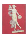 The Muse of Music, C.1800 Giclee Print
