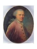 Portrait of Stanislaw Szczesny Potocki (1752-1805), C.1772 Giclee Print by Alexander Roslin