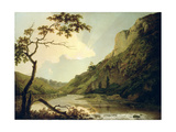 Matlock Tor, C.1778-80 Giclee Print by Joseph Wright of Derby