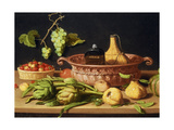 A Still Life with Artichokes Giclee Print by Jan Van, The Elder Kessel