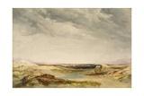 A Heath Near the Coast Giclee Print by Anthony Vandyke Copley Fielding