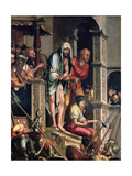 Ecce Homo Giclee Print by Cristovao De Figueiredo