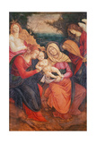 Anne with the Virgin and Child Giclee Print by Gaudenzio Ferrari