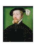 James V of Scotland (1512-42), C.1536-37 Giclee Print by Claude Corneille de Lyon