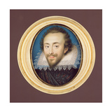 Miniature of Richard Sackville, 3rd Earl of Dorset (1589-1624), C.1616 Giclee Print by Isaac Oliver