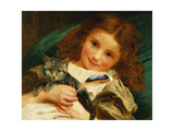 Awake Giclee Print by Sophie Anderson