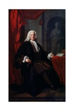 Portrait of Dr. Richard Mead, 1747 Giclee Print by Allan Ramsay