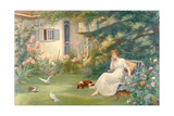 The Garden of Dreams Giclee Print by Delapoer Downing