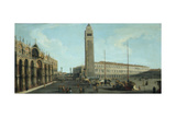 St. Mark'S, Venice Giclee Print by William James