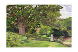 Hayes Common, 1852-53 Giclee Print by William Henry Millais