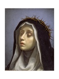 St. Catherine of Siena Giclee Print by Carlo Dolci