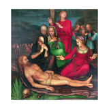 The Dead Christ, 16th Century Giclee Print by Fernando Yanez De Almedina