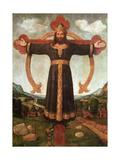 Christ on the Cross Giclee Print by Piero di Cosimo