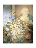 The Flowers of Shakespeare, C.1835 Giclee Print by Clara Maria Pope