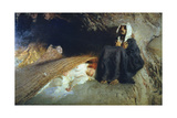 The Temptation of St. Anthony, 1878 Giclee Print by Domenico Morelli