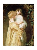 The Nest Giclee Print by John Everett Millais