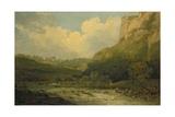 High Tor, Matlock, 1811 Giclee Print by John Crome