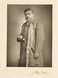 Sir Lawrence Alma-Tadema (1836-1912), Painter, Portrait Photograph Photographic Print by Stanislaus Walery