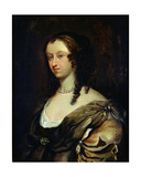 Portrait of Aphra Behn (1640-89) Giclee Print by Mary Beale