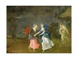 Mrs Cibber as Cordelia, C.1755 Giclee Print by Pieter van Bleeck