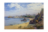 Tenby Giclee Print by James Baker Pyne