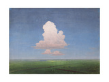 A Small Cloud Giclee Print by Arkip Ivanovic Kuindzi